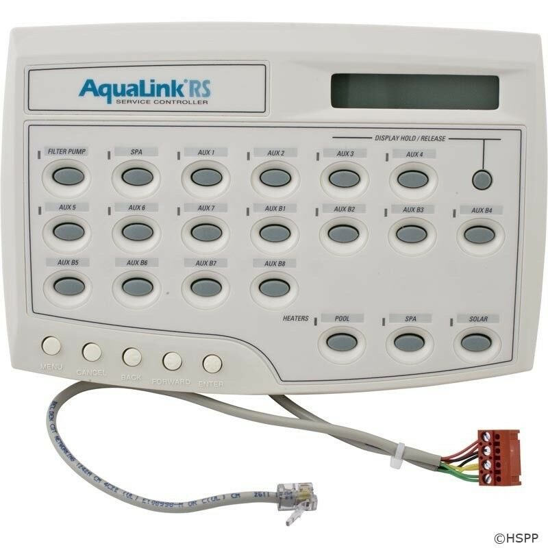 Reconditioned Jandy Aqualink Rs16 Service Controller All