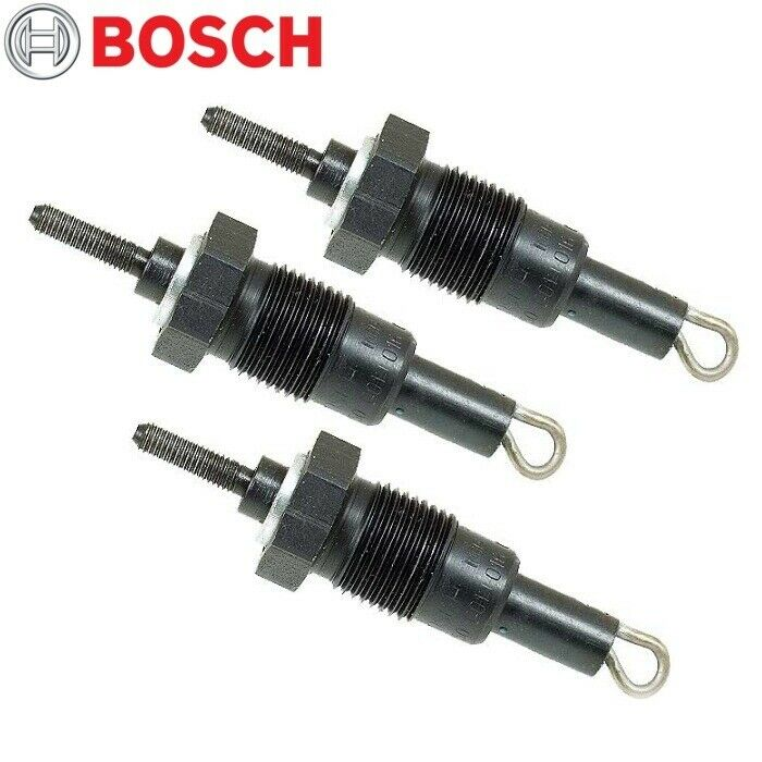 3 mercedes benz 190dc 200d 220d 240d 300cd 300d 300td for Mercedes benz glow plugs