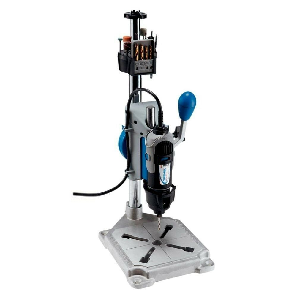 Dremel Drill Press Rotary Tool Workstation Stand with ...
