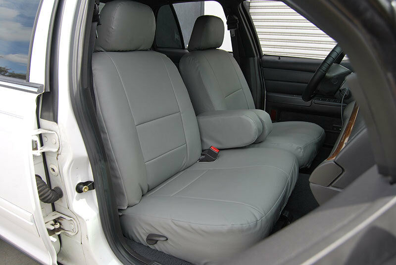Ford Crown Victoria 1998 2011 Custom Fit Seat Cover Ebay