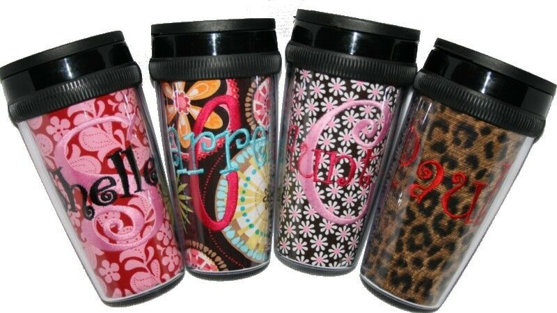 personalized coffee tumblers