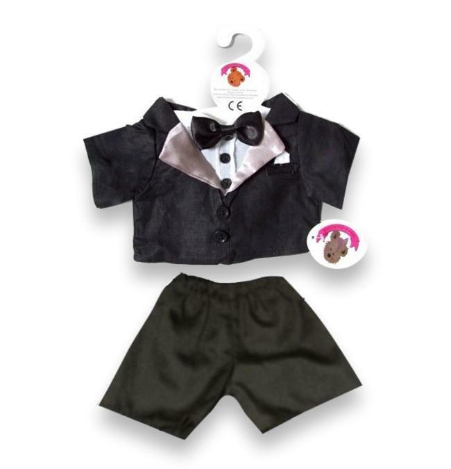 Teddy Bear Clothes Fit Build A Bear Teddies Tuxedo Groom
