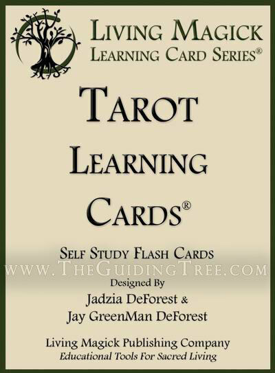 Living Magick Learning Cards
