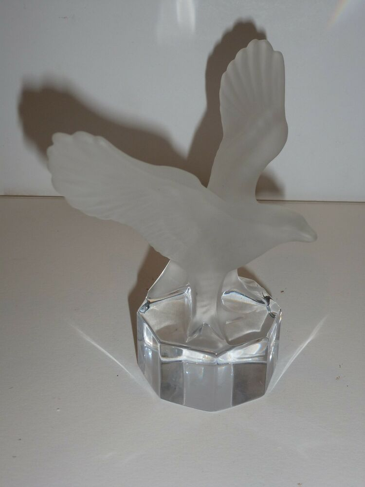 how to clean crystal figurines