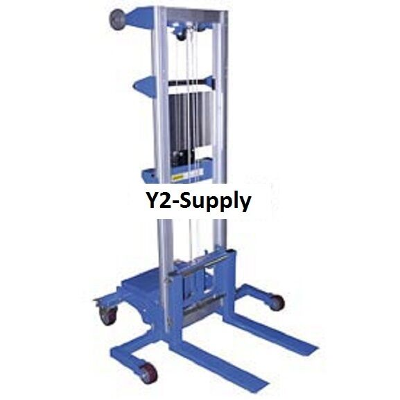 NEW! Vestil Hand Operated Counterbalanced Lift Truck 500 ...
