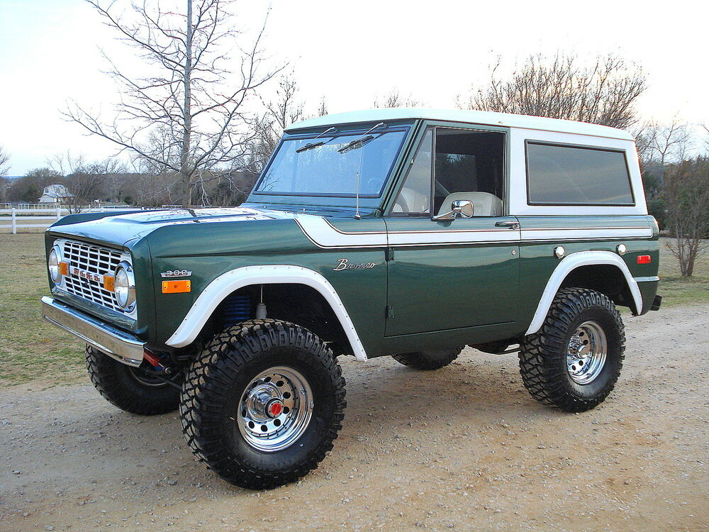 1970 ford bronco ebay. Black Bedroom Furniture Sets. Home Design Ideas