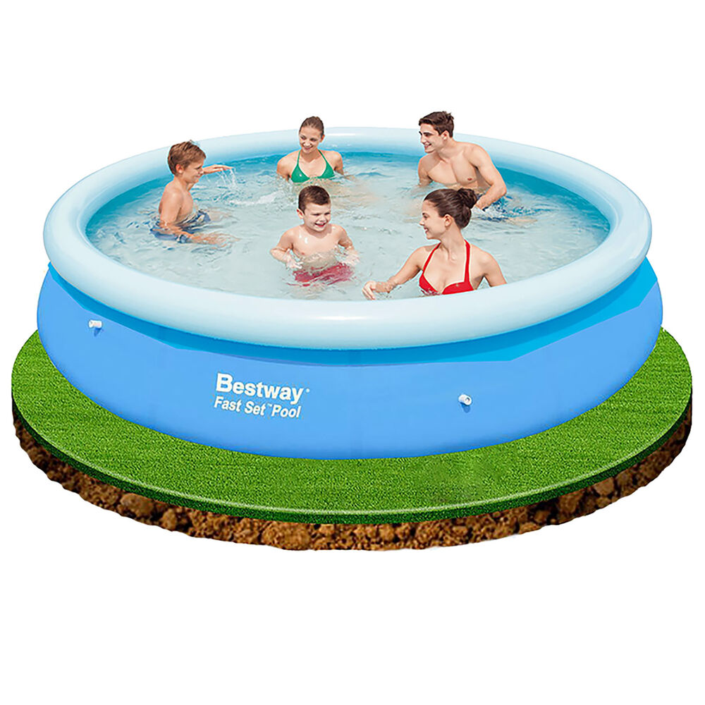 Bestway 12ft x 30 fast set swimming pool no pump 57032 for Bestway swimming pools