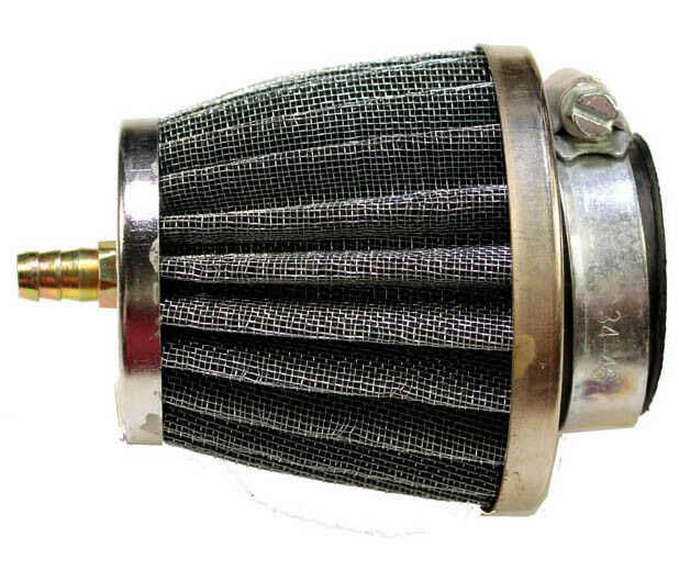 how to clean intake cone filter