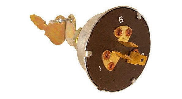 Mf 30b Tractor : Ignition switch for massey ferguson industrials c