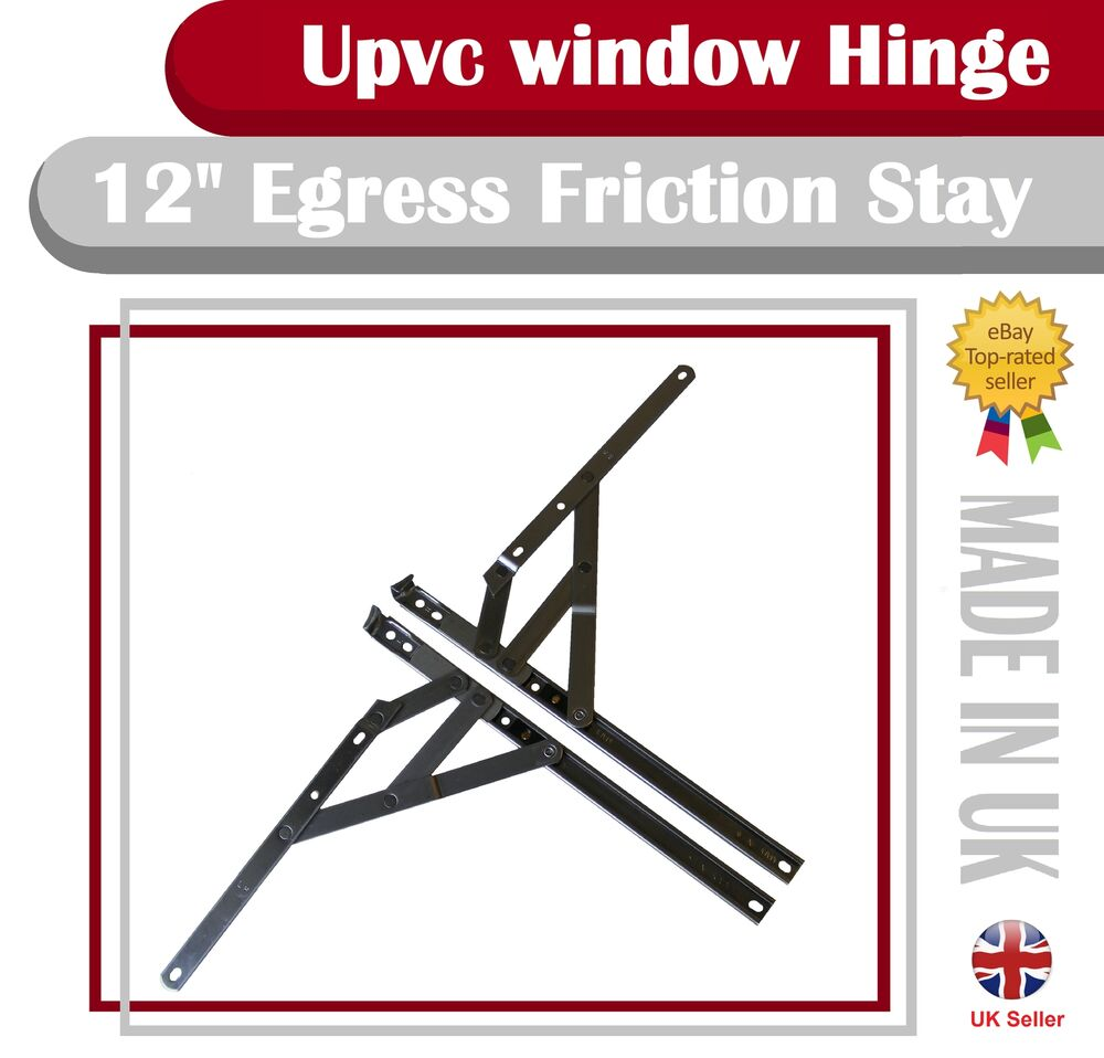 12 Quot Egress Friction Stay 13mm Stack Window Hinge Fire