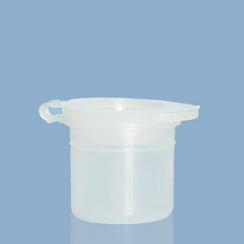 X 400 plastic paint pots ink storage containers ebay for Painting plastic bins