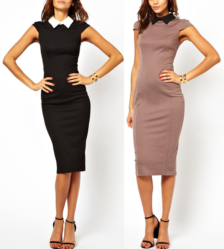 At Everything5Pounds, our stunning range of office dresses will be just the thing for you to browse through now. From stylish wrap midi dresses to flattering V-neck bodycon dresses, we're sure that you'll find the right work attire to pick up for yourself today.