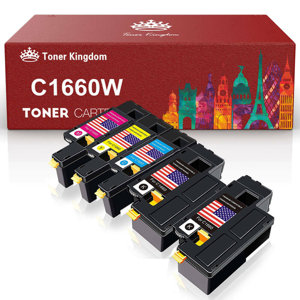Dell Color Laser Printer C Toner Cartridges