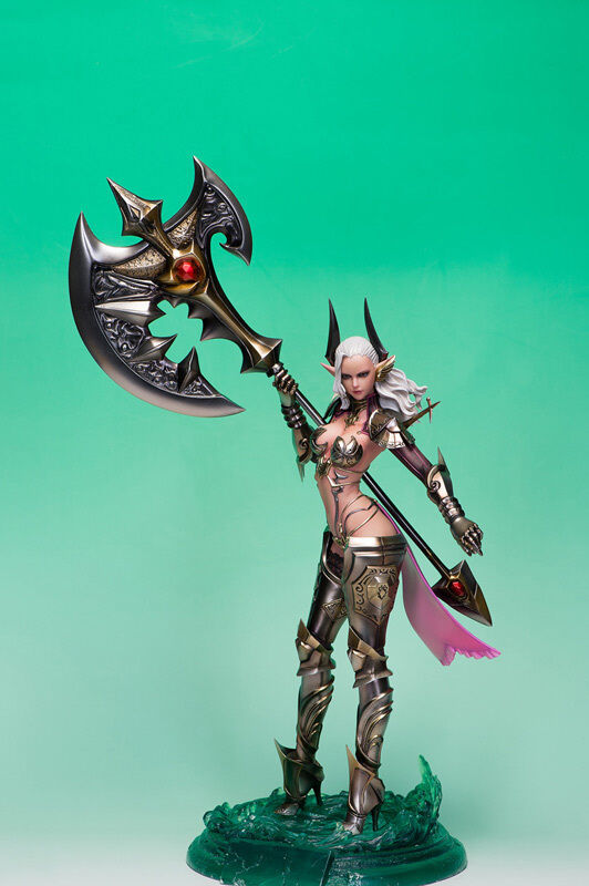 Castanic Tera The Exiled Realm Of Arborea 1/6 Unpainted