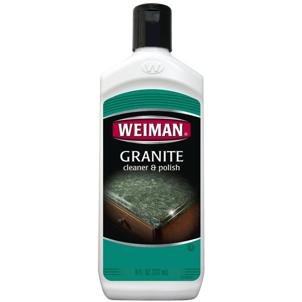 Weiman Granite / Marble / Solid Surface Countertop Cleaner