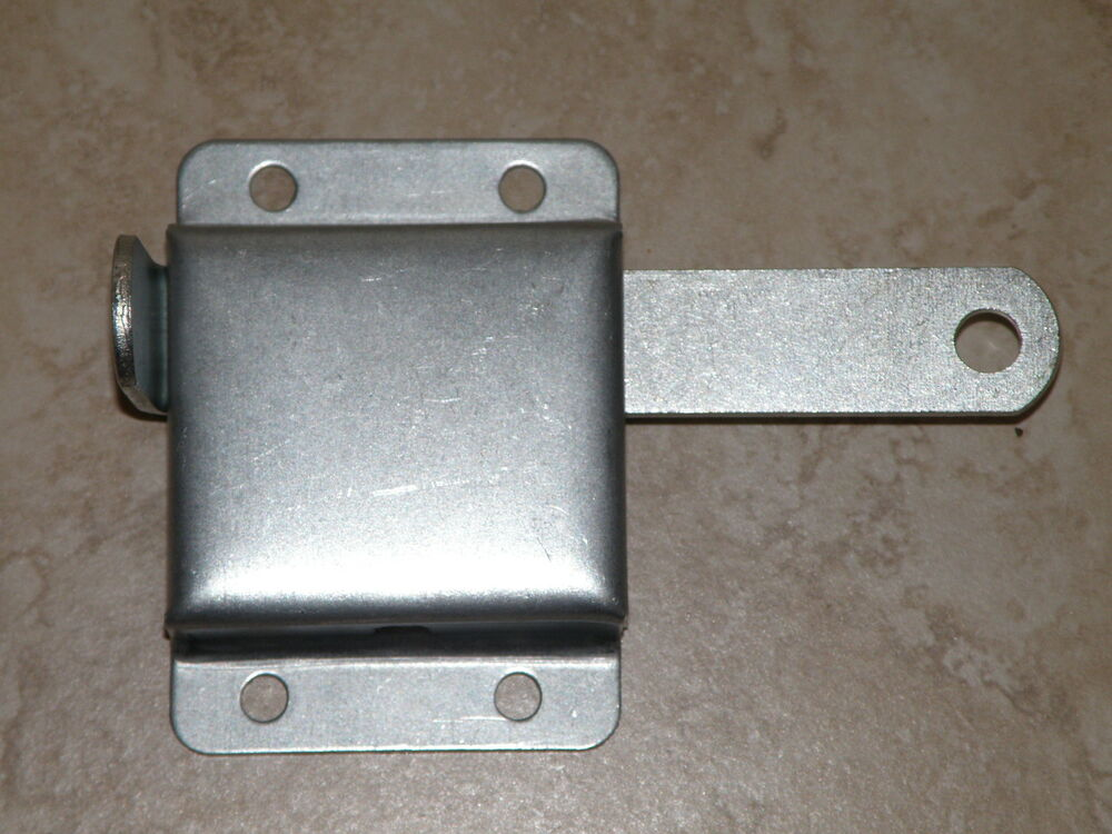 Garage Door Interior Slide Lock Track Lock Any