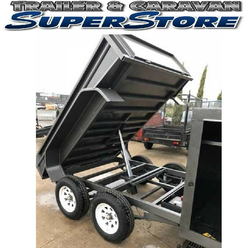 how to build a tipper trailer