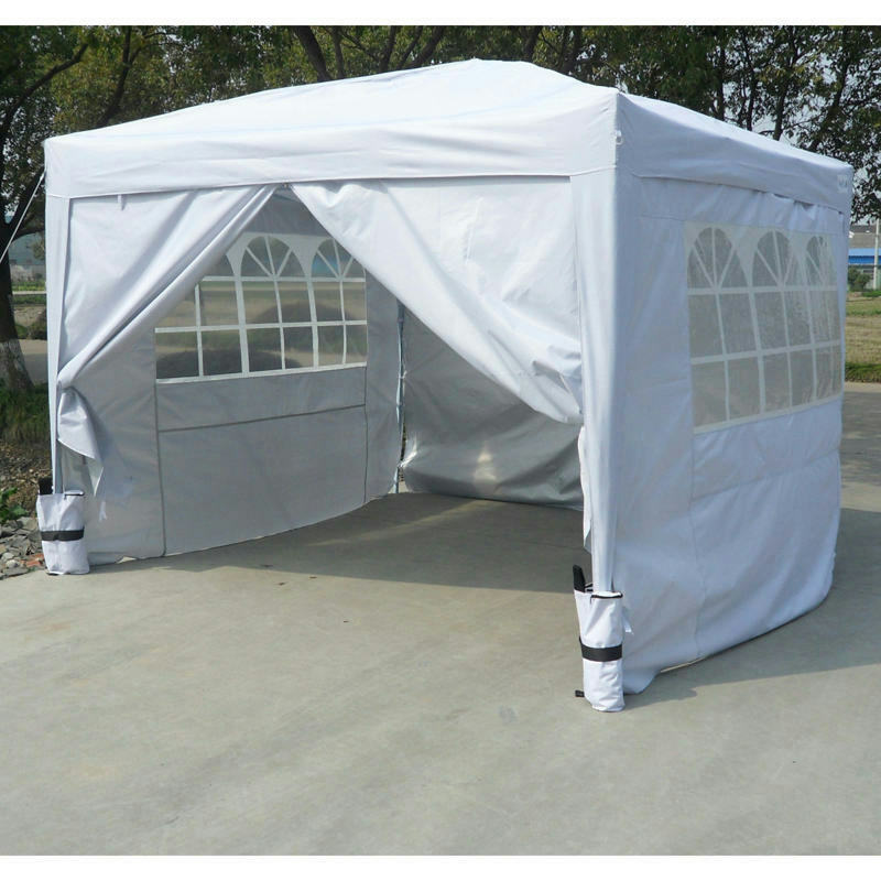 3x3m anti uv waterproof steel frame ez party pop up gazebo