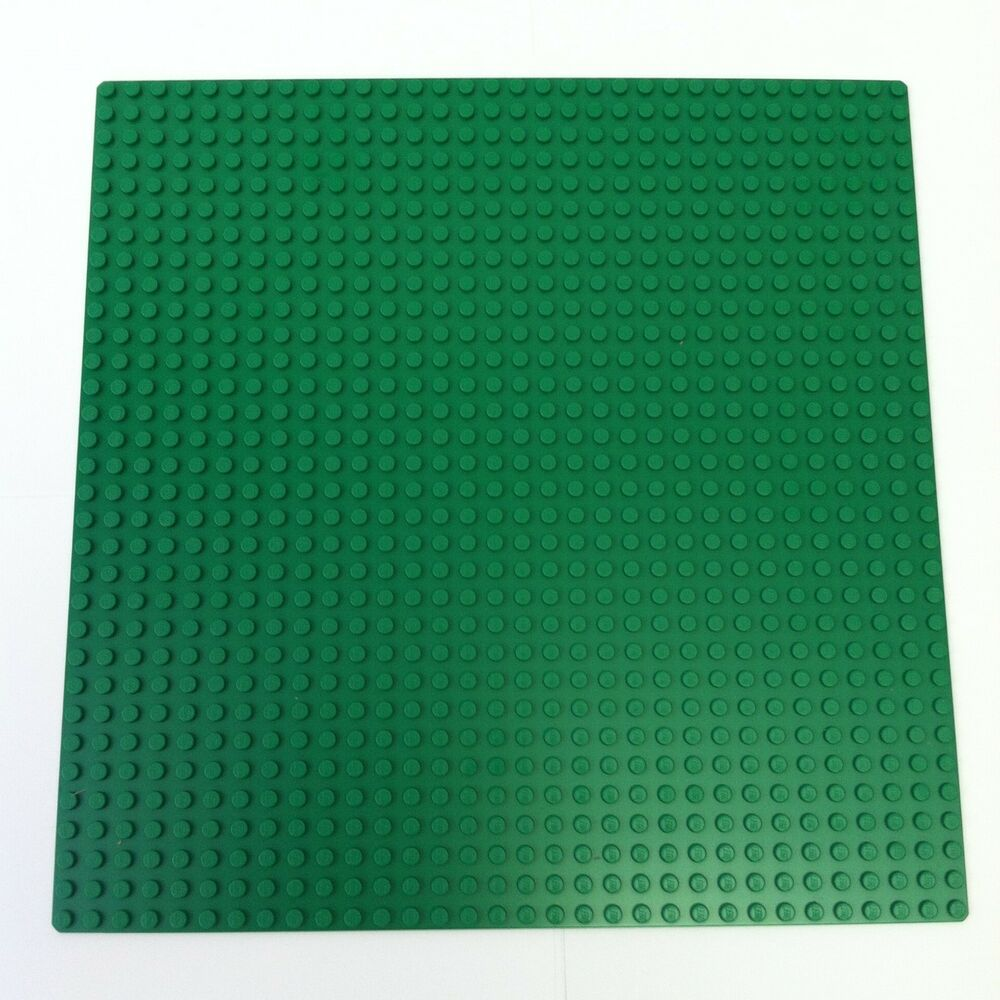 Lego Green Baseplate 626 10 Quot X10 Quot 32x32 Studs New Base