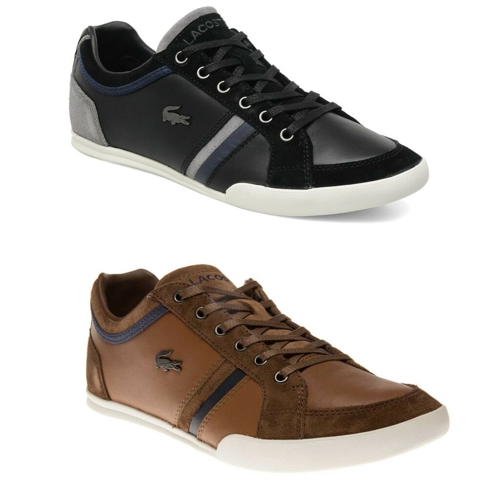 lacoste rayford s shoes leather suede fashion athletic