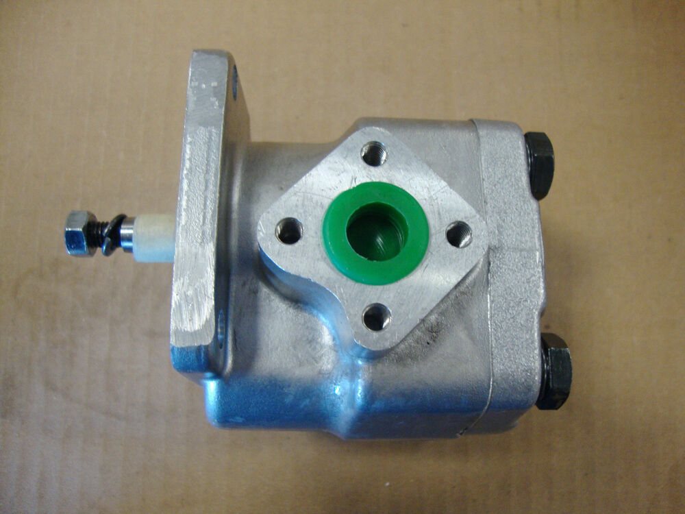 Kubota Hydraulic Pump : New kubota tractor hydraulic pump assembly l