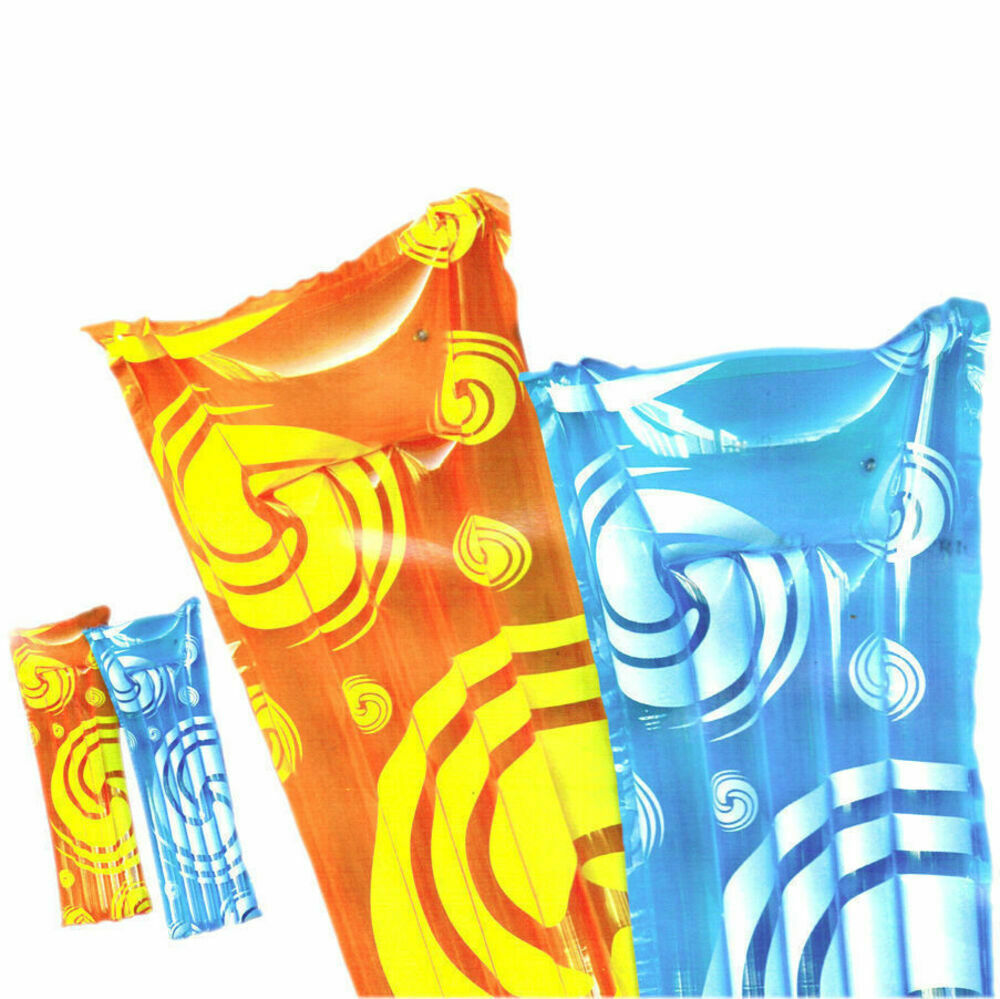 Inflatable Air Mat Lounge Floater Floating/Ocean River ...