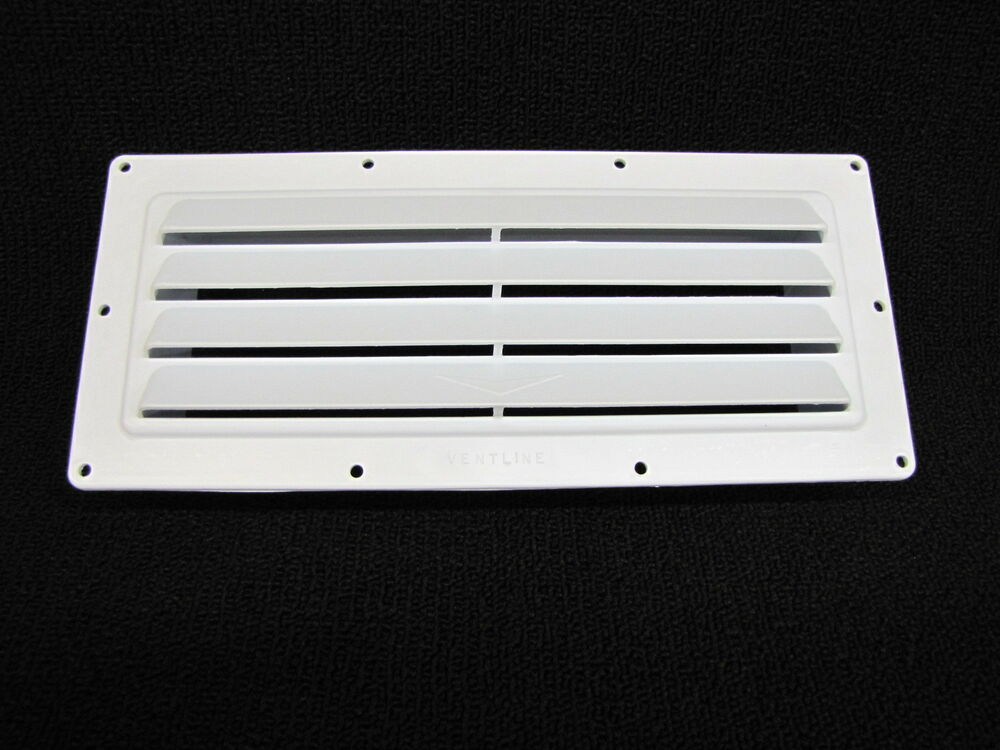 Rv mobile home parts ventline exterior sidewall vent range - Exterior wall vent for rv range hood ...