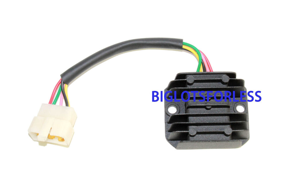 Voltage Regulator 5 Wire Honda Cg 125cc 150cc 200cc 250cc