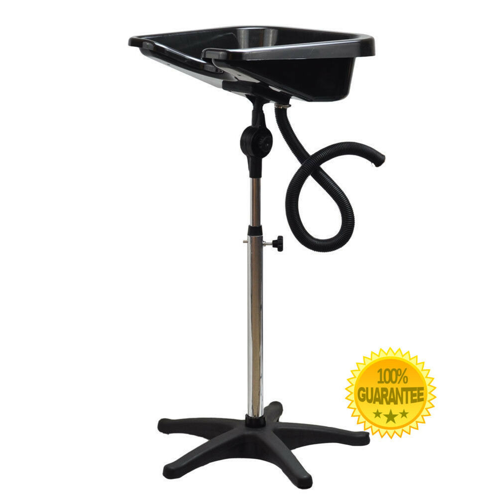 Hairdressing Backwash Hair Basin Portable Shampoo Sink Mobile Hairdressing   # Wasbak Lamp_182834