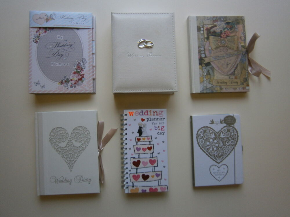 listing wedding planner journal here comes