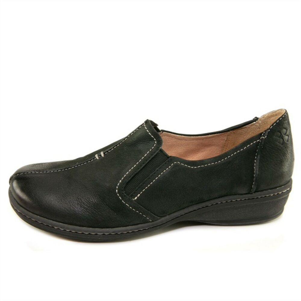 Naturalizer Black Dress Shoes