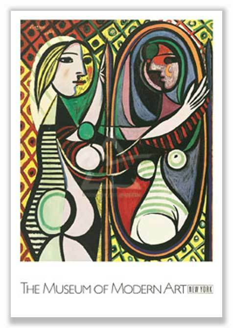 an interpretation of girl before a mirror a painting by pablo picasso Fine arts exam 3 study play  pablo picasso girl before a mirror pablo picasso  (1907) igor stravinsky portrait girl before a mirror cubism.