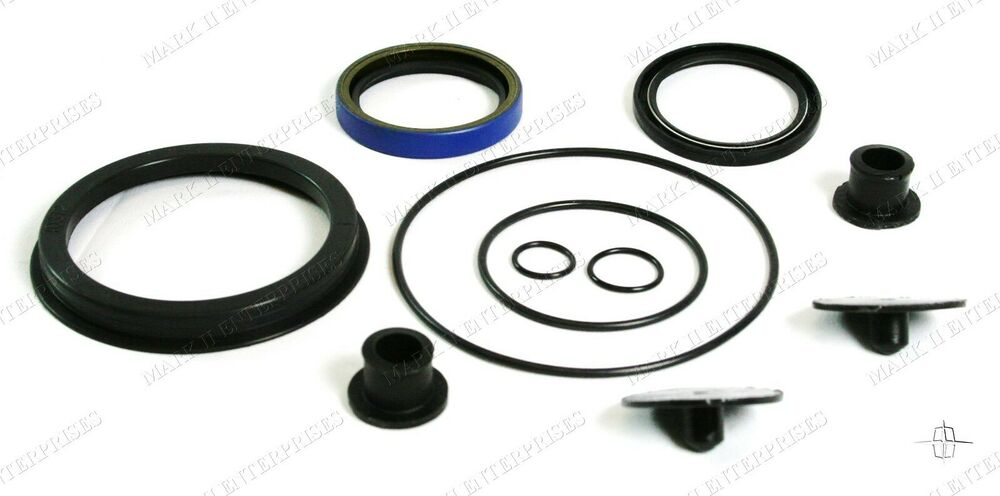 1961 69 lincoln power steering pump rebuild kit free timing cover seal ebay. Black Bedroom Furniture Sets. Home Design Ideas
