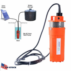 Submersible Water Well Pump