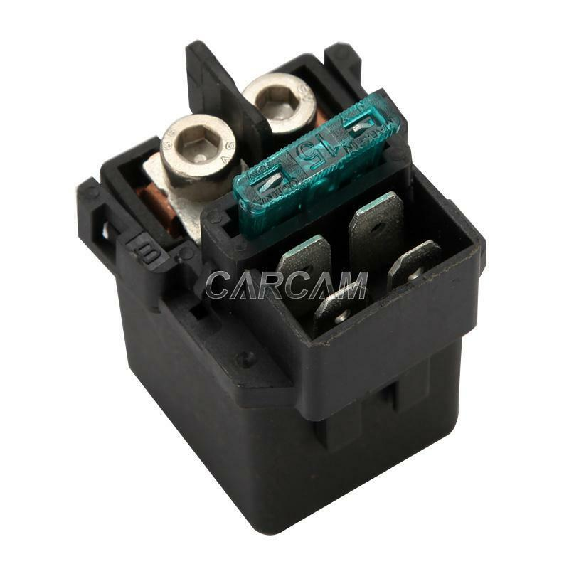 Motorcycle Starter Solenoid Relay For Honda Cbr250 Mc22 Ebay