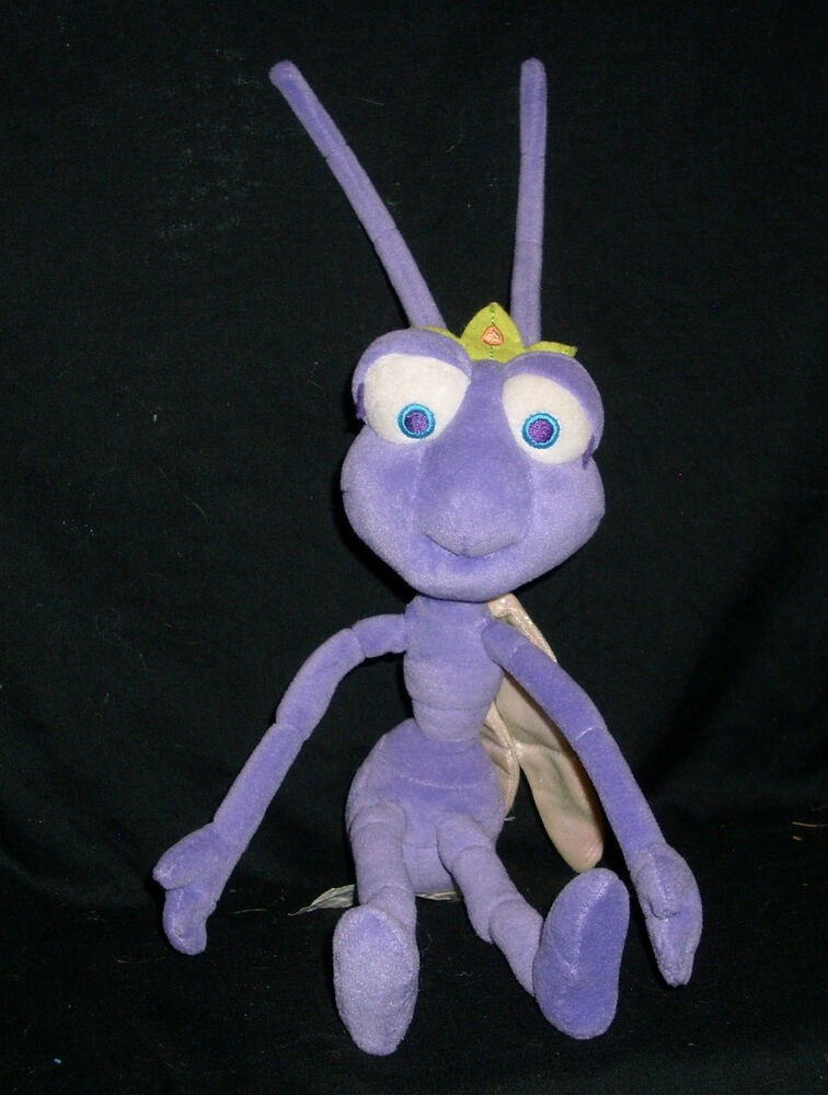 Had A bugs life toys the