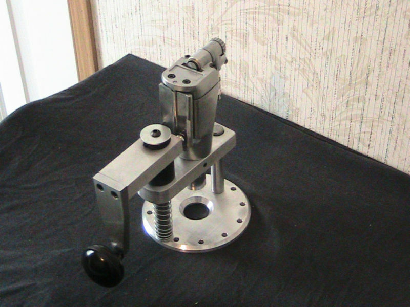 drawbar for milling machine