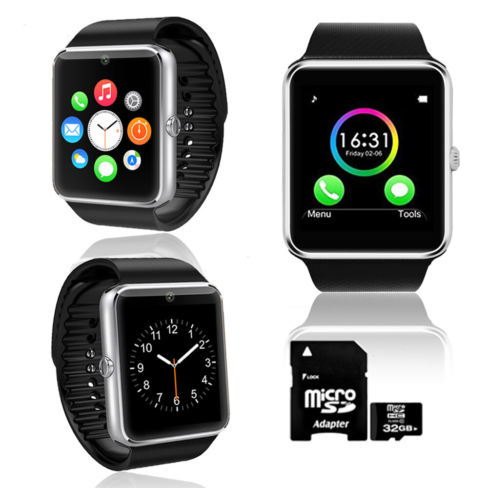 bluetooth watch for iphone indigi gt8 bluetooth smartwatch amp phone for all iphone 13693