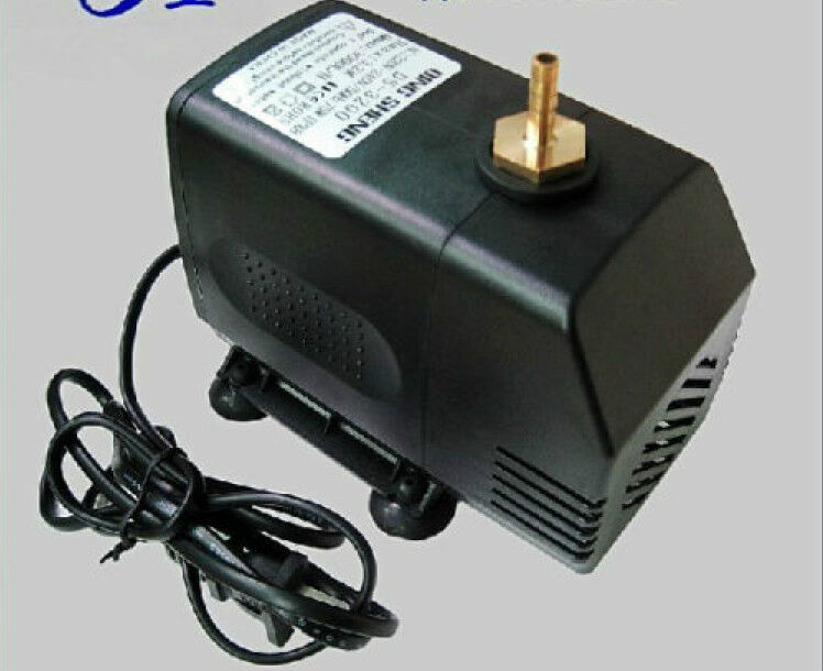 75w Water Pump Spindle Motor Water Cooled Circle Pump For
