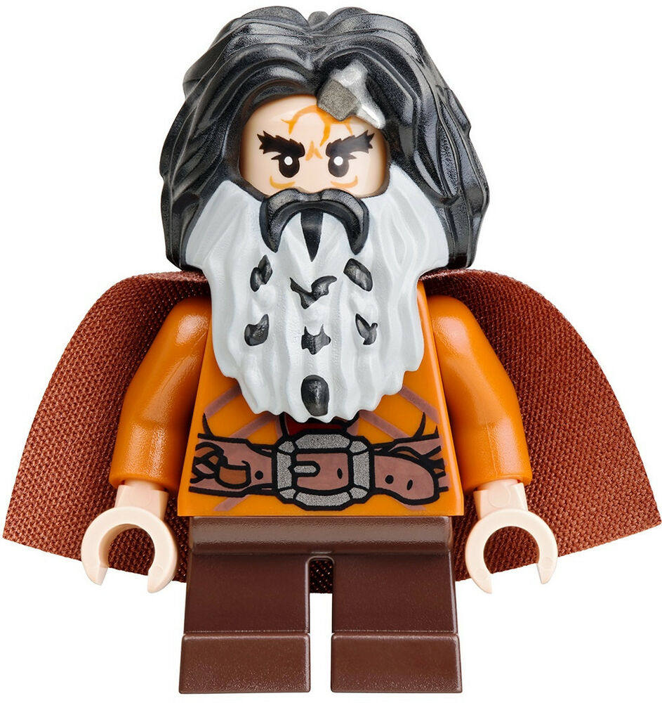LEGO Bifur The Dwarf Hobbit And Lord Of The Rings 79002