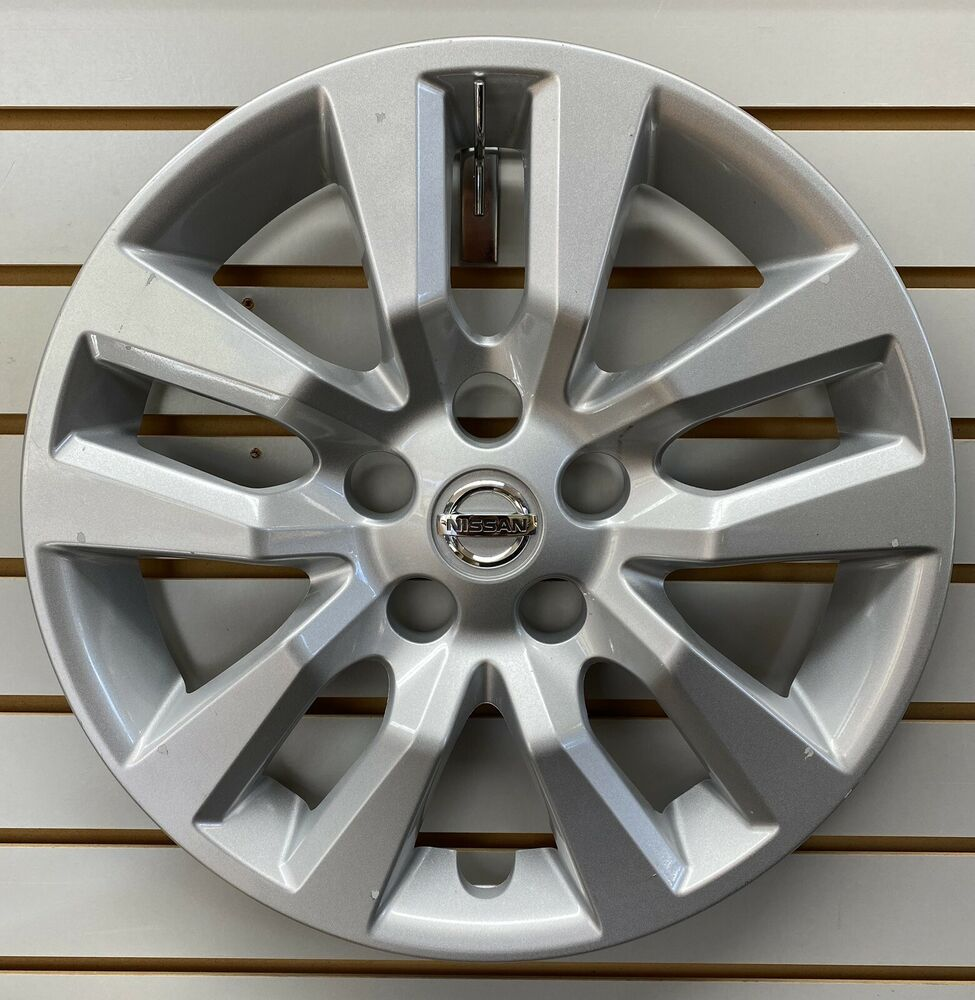 2013 2016 Nissan Altima 16 Quot 10 Spoke Hubcap Wheelcover Oem
