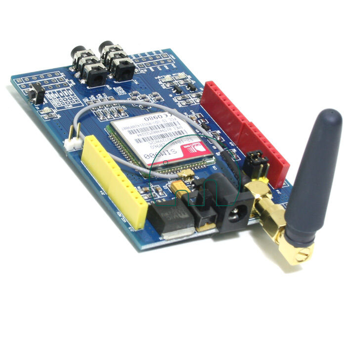 Sim gprs gsm shield development board quad band kit for