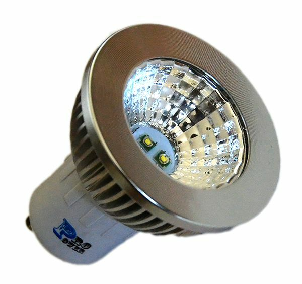 35w Mr16 E26 Base 120v: CREE XP-E MR16 LED Spotlight, GU10 Base 120V AC (20-30W