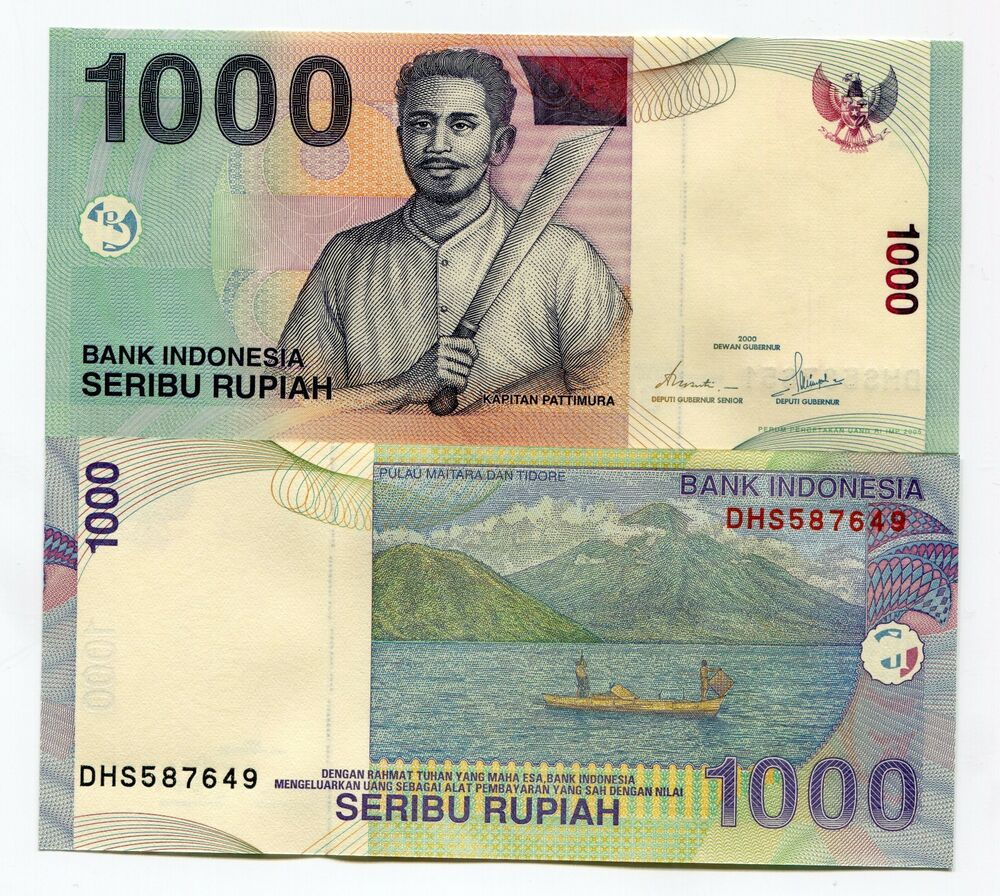 1000 Indonesian Rupiah To Inr