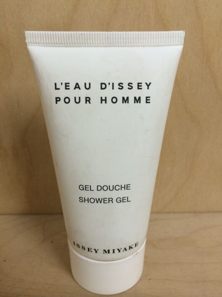 issey miyake l 39 eau d 39 issey pour homme shower gel no box ebay