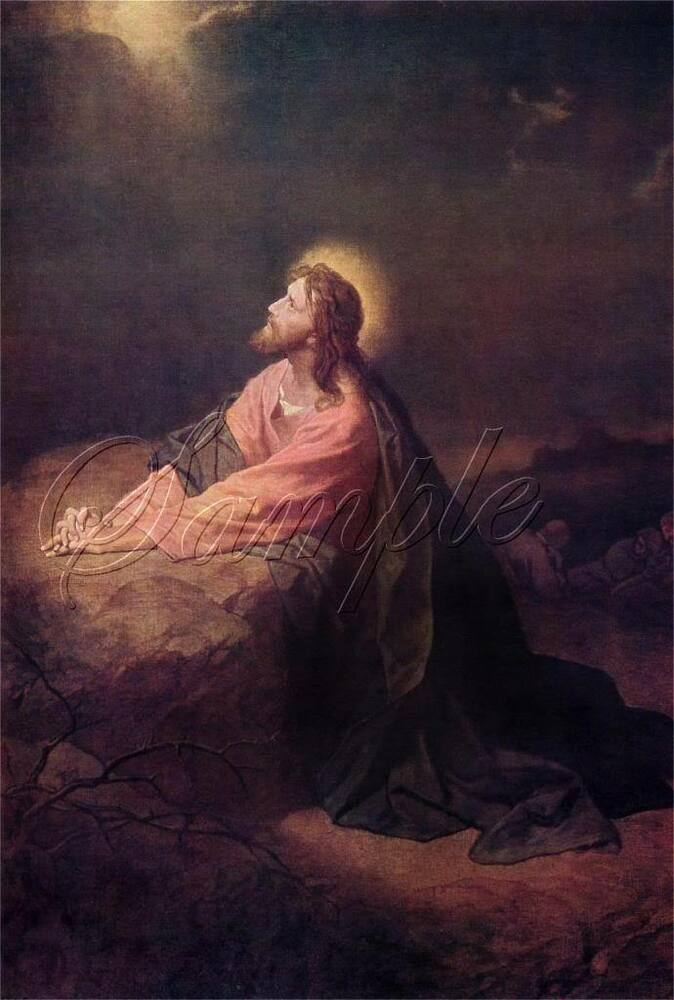 Influential image with printable picture of jesus