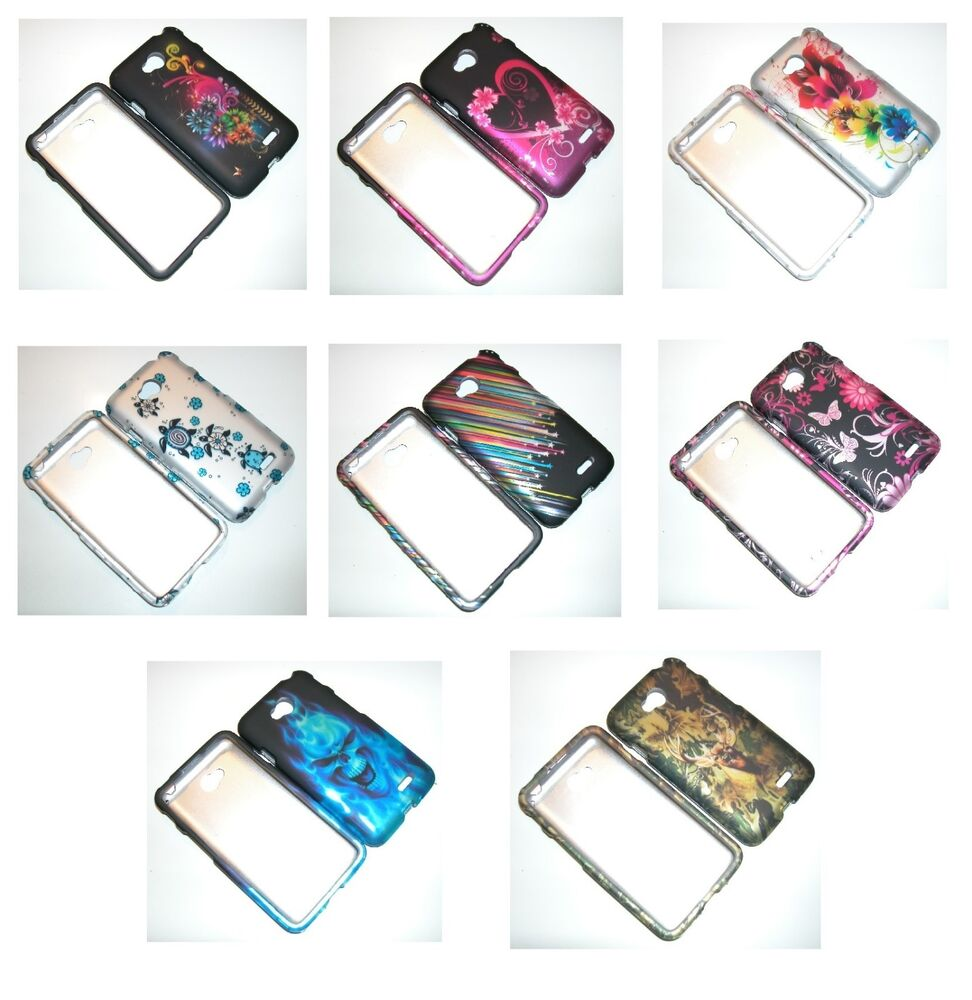 For LG Optimus L90 / D415 (T-Mobile) Hard Case Snap-on Phone Cover ...