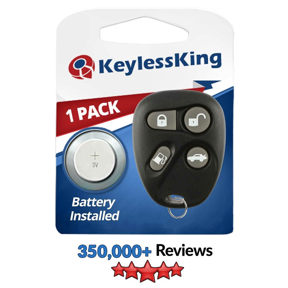New Replacement Keyless Entry Remote Key Fob Clicker Alarm