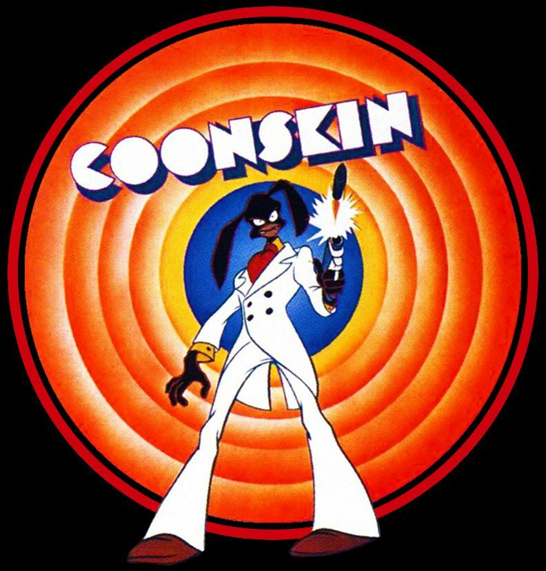70's Blaxploitation Animated Classic Coonskin Brother ...