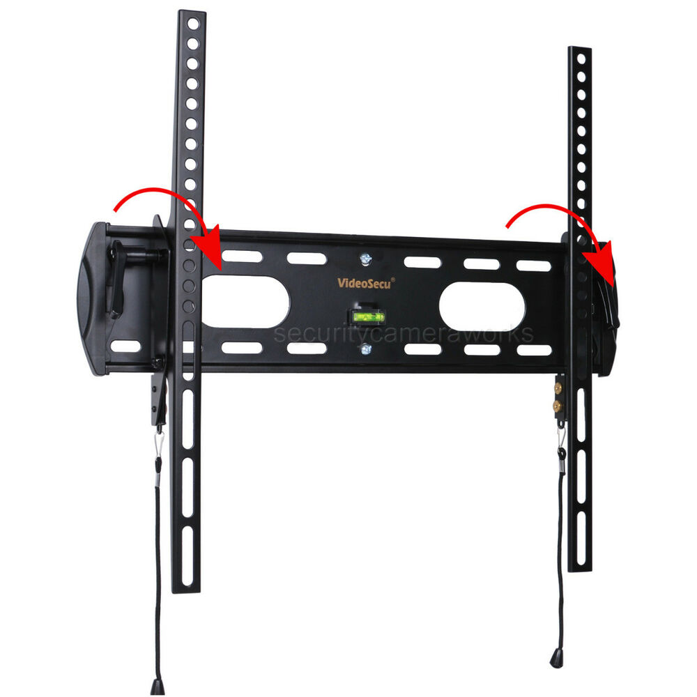 Tilt Tv Wall Mount For Samsung 32 39 40 46 48 50 55 Lcd